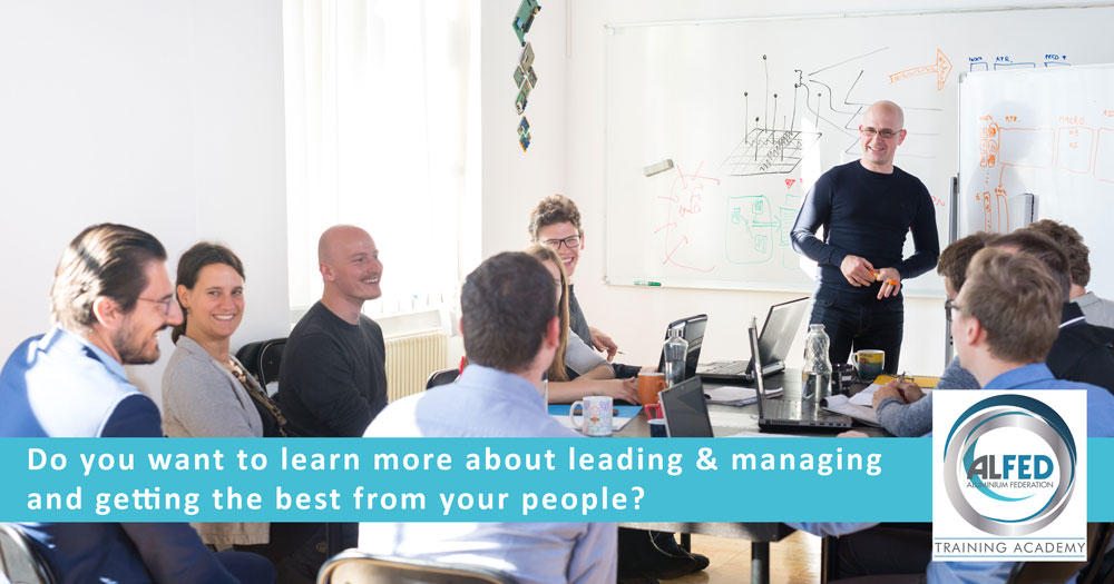 Managing and leading training