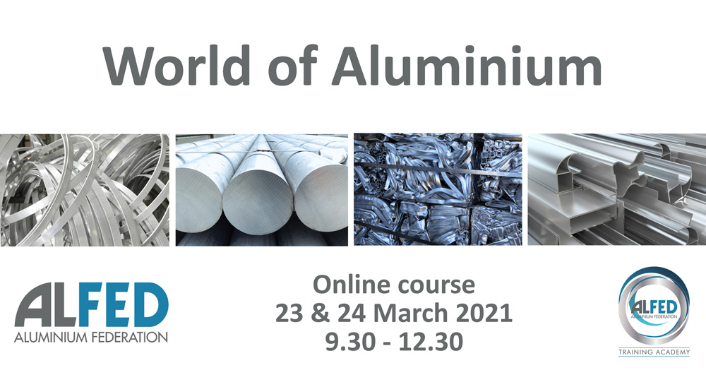 World of Aluminium training course 2021