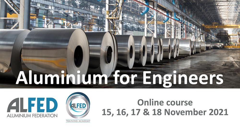 ALFED Aluminium for Engineers course