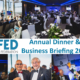 ALFED Annual Dinner & Business Briefing 2020