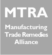 Manufacturing Trade Remedies Alliance logo