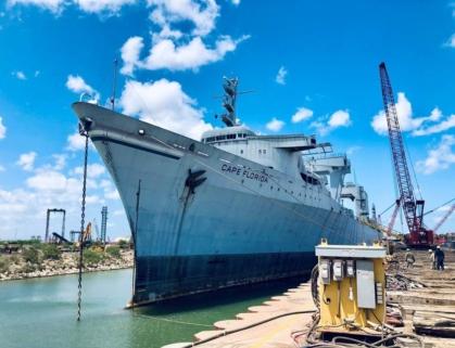 EMR - SS Cape Florida