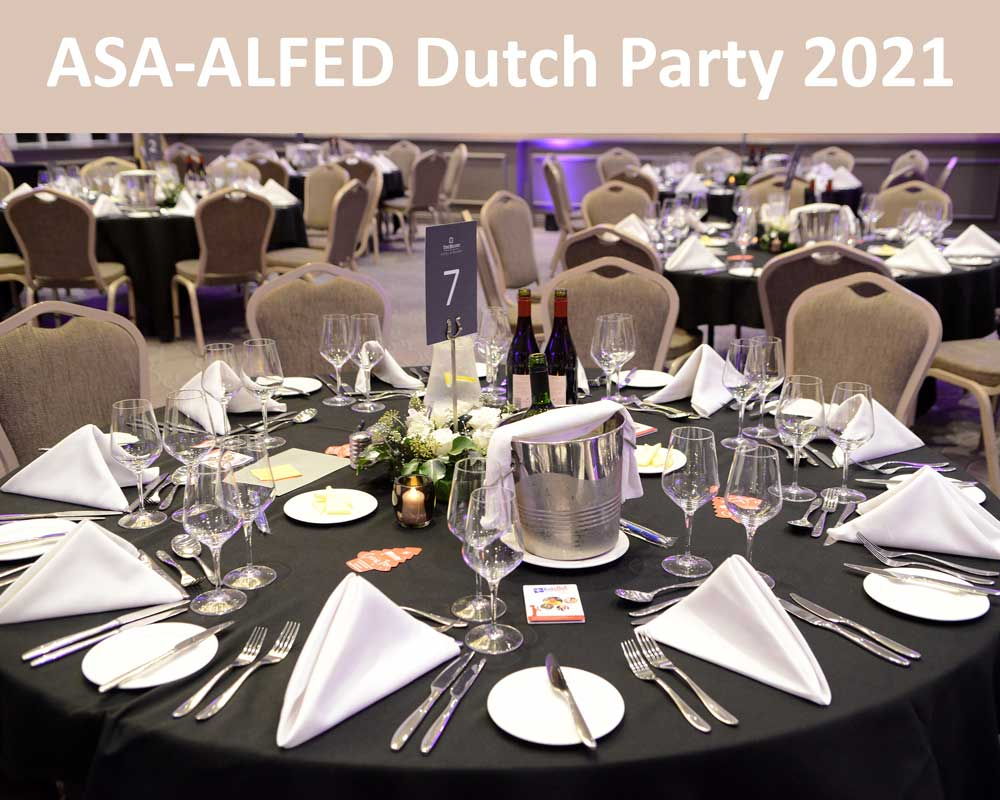 ASA-ALFED Dutch Party 2021