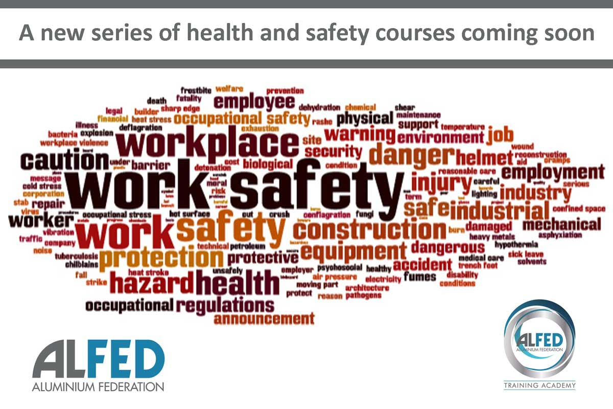 ALFED health and safety courses