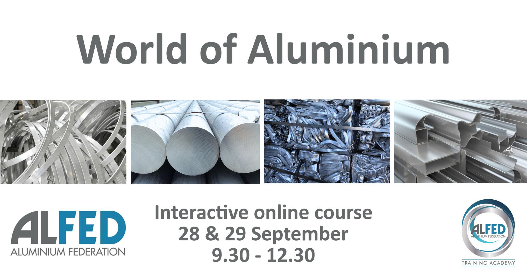 World of Aluminium course