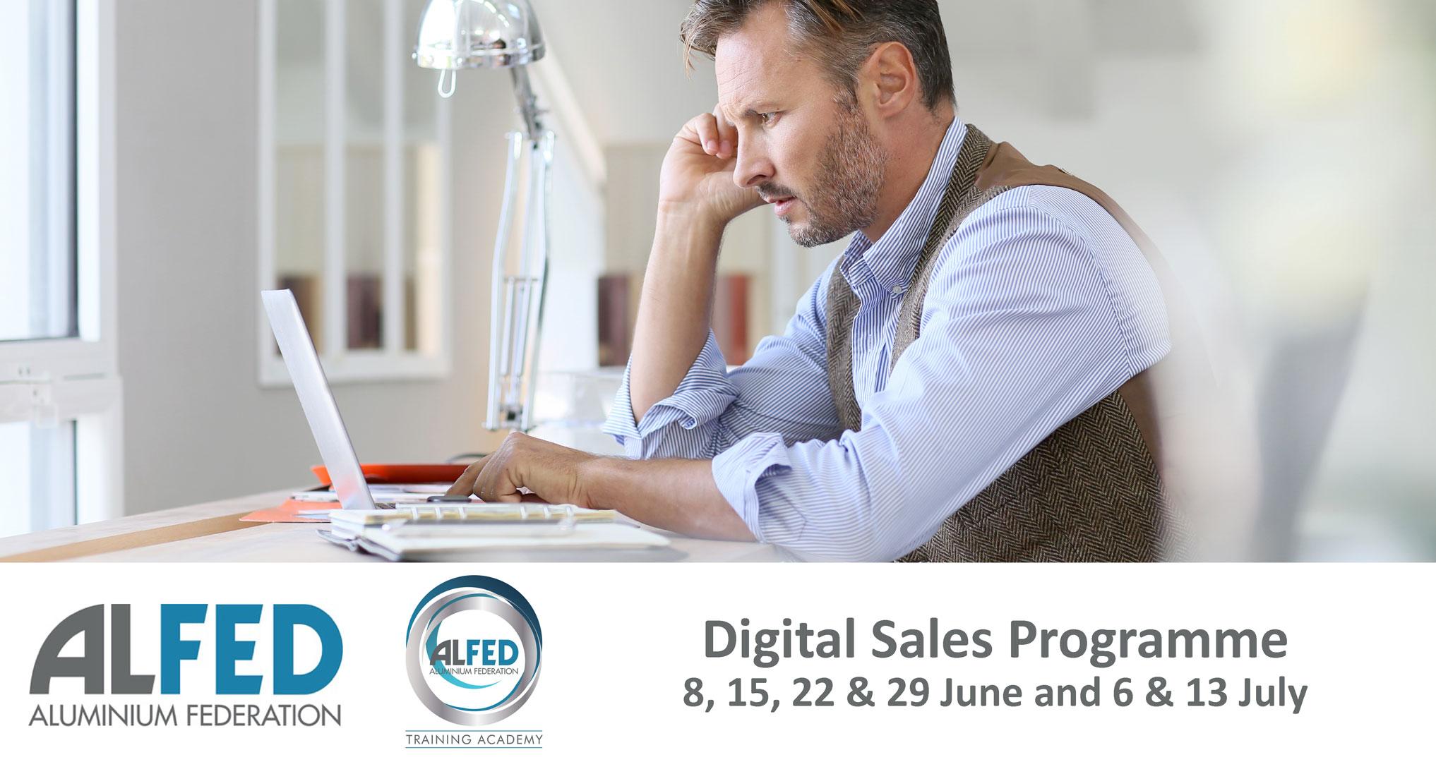 ALFED Digital Sales Programme
