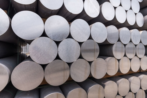 stack-of-aluminium-billets