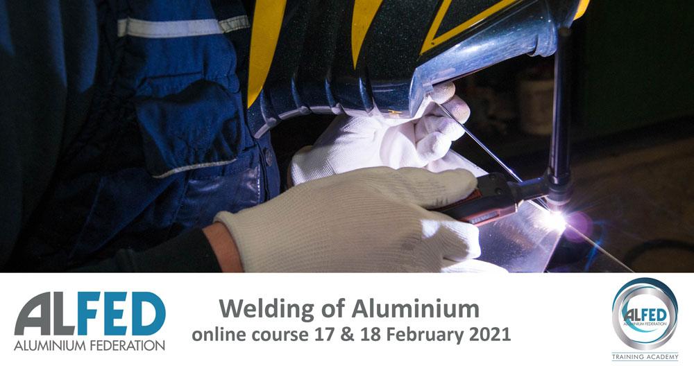 Welding of aluminium online course