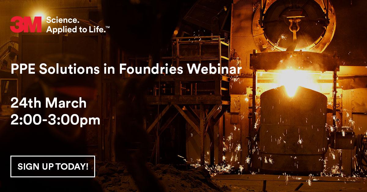 3M Foundries webinar