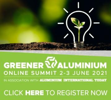 Greener aluminium