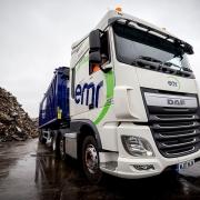 EMR Transport Fleet Vehicle