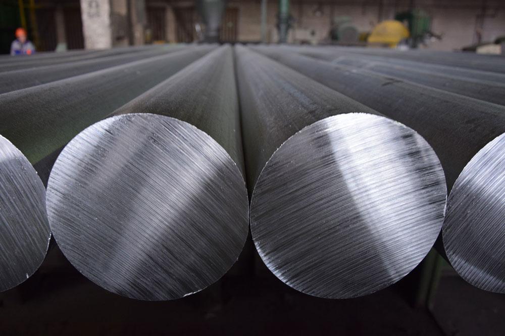 Aluminium is one of many non-ferrous metals