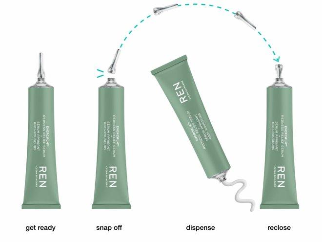 Unilever and Tubex partner on sample tube made from 100% aluminium