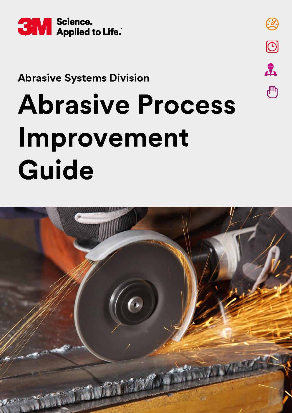3M Abrasive Process Improvement Guide